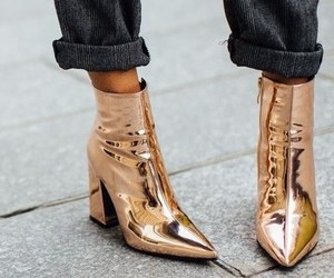 boots, fashion, and style image