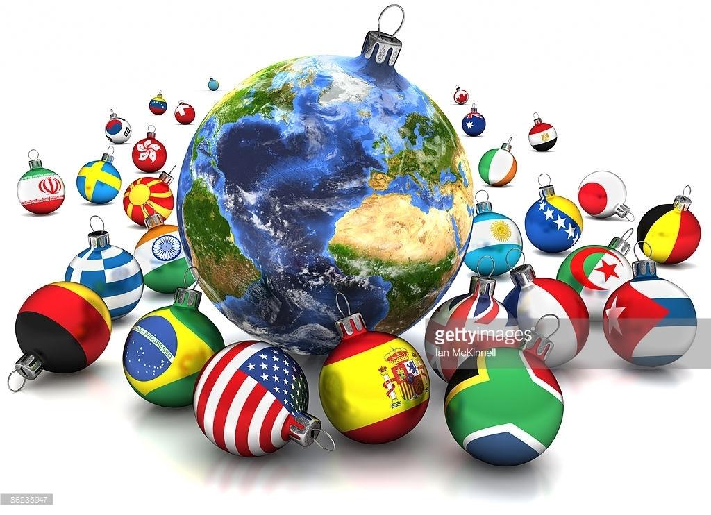 Christmas Traditions Around The World.Christmas Traditions Around The World On We Heart It