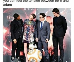 funny, george lucas, and star wars image