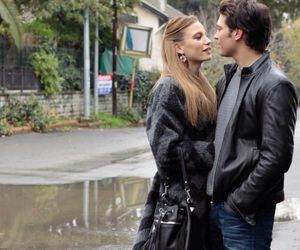 medcezir, cagatay ulusoy, and couple image