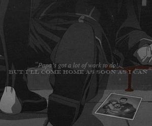 anime, fullmetal alchemist, and blood image