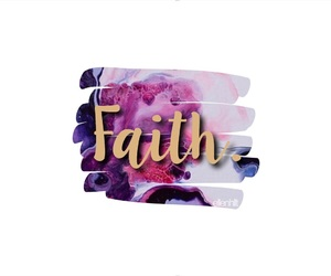 background, computer, and faith image