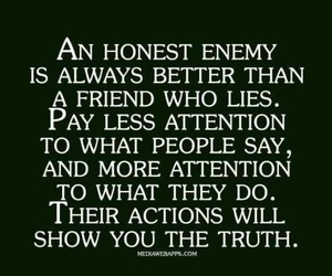 quotes, friend, and truth image