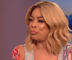 meme, wendy williams, and reaction pic image