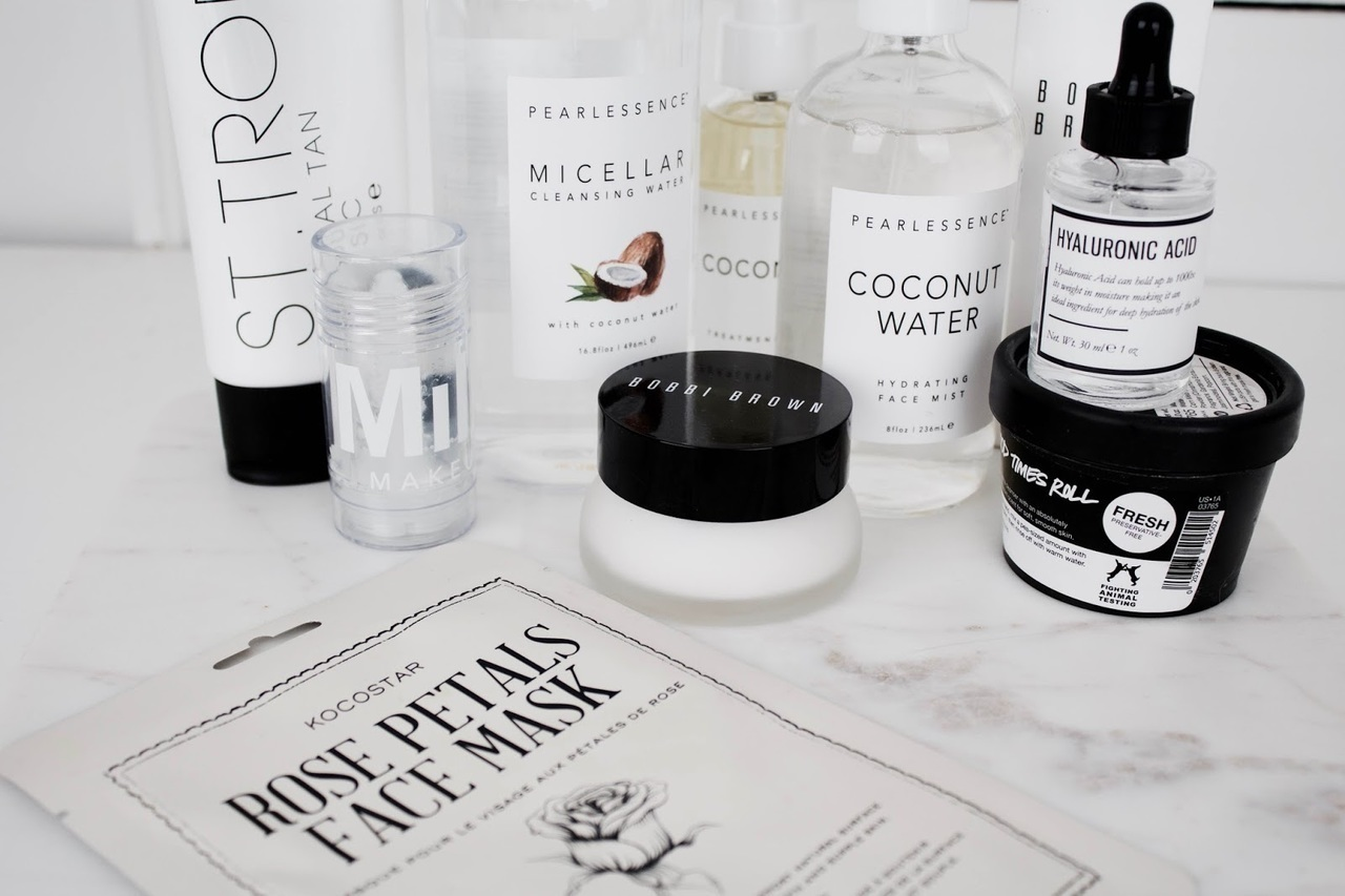 skincare and article image