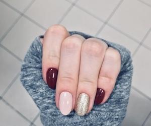 christmas, holidays, and nails image