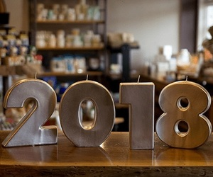 cool, new year, and 2018 image