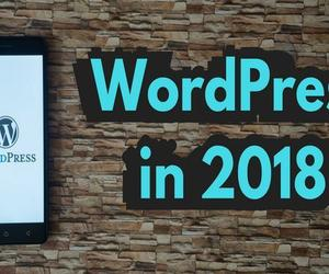wordpress developers, wordpress trends, and wordpress in 2018 image