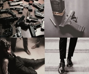 bts, kpop, and aesthetic image
