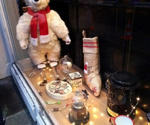 bear, hiver, and boutique image