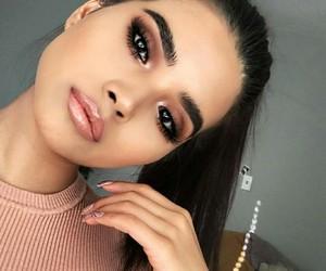 beauty, gloss, and nails image