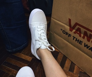 fashion, off white, and old skool image