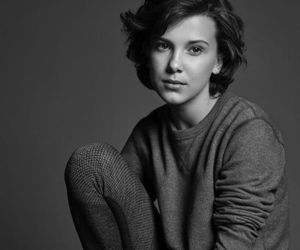 millie bobby brown, stranger things, and eleven image