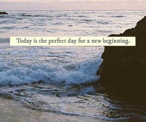 beginning, life, and beach image