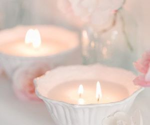 atmosphere, candles, and light image