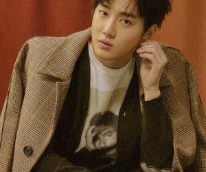 exo, suho, and junmyeon image