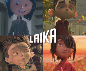 coraline, movie, and stop motion image