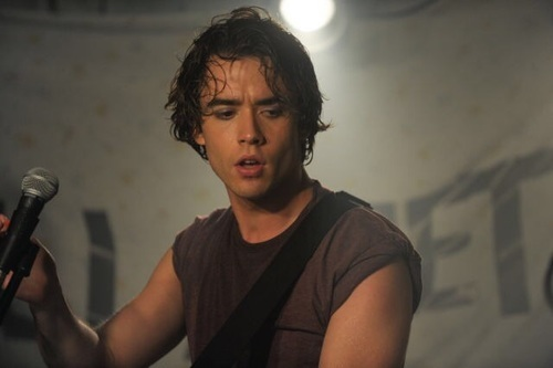 if i stay, adam, and jamie blackley image