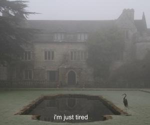 broke, depression, and feelings image