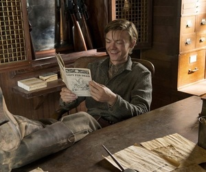 godless, tbs, and thomas sangster image