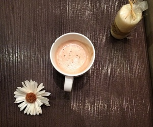 coffee, flowers, and you image