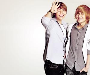 Onew, SHINee, and Taemin image