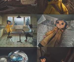 background, coraline, and wallpaper image