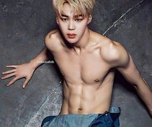 bts, jimin, and abs image