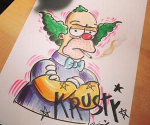 art, artsy, and dibujo image