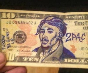 2pac and money image