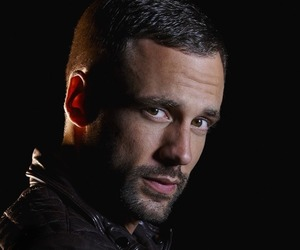 handsome, those eyes, and nick blood image