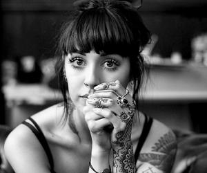tattoo and hannah snowdon image