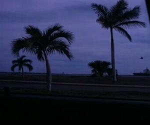 grunge, dark, and purple image