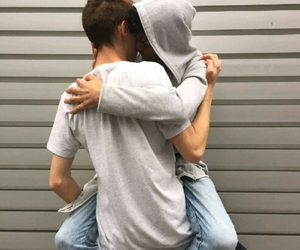 gay, love, and couple image