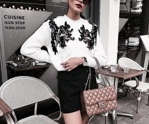 article, chanel, and chic image