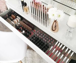 beauty, Brushes, and ideas image