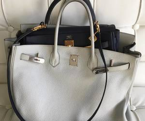 bag, hermes, and fashion image