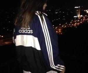 adidas, girl, and grunge image