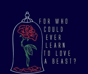 beauty and the beast, disney, and home screen image