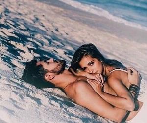 boyfriend, love, and girlfriend image