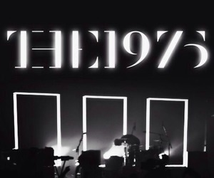 the 1975, music, and band image
