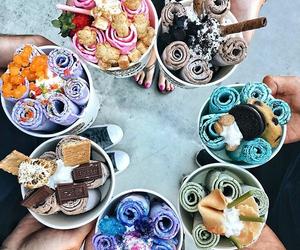 food and ice cream image