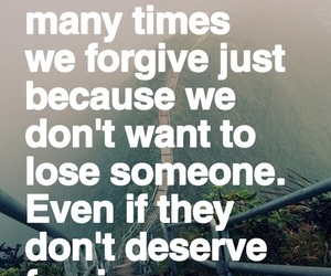 quotes, forgive, and lose image