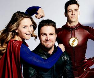 melissa benoist, Supergirl, and arrow image