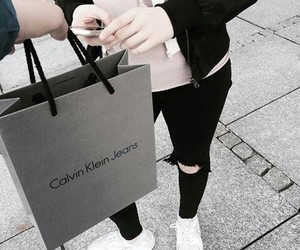 aesthetic, Calvin Klein, and tumblr image