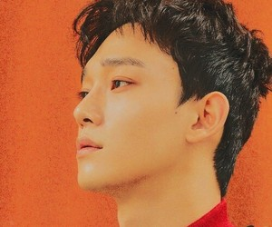 Chen, exo, and edit image