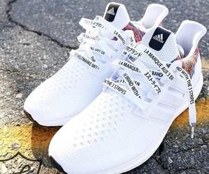 shoes, fashion, and adidas image