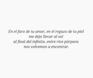 amor, amores, and infinito image