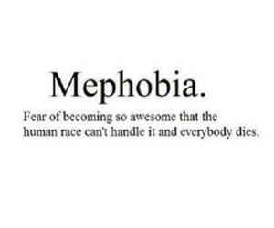 awesome, phobias, and too image