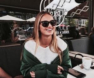 girl, fashion, and model image
